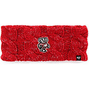 '47 Women's Wisconsin Badgers Red Penelope Knit Headband