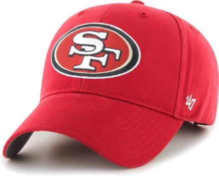 competitive price 2dfda 15672  47 Boys  39  San Francisco 49ers Basic MVP Kid Red Hat.