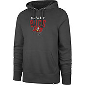'47 Men's Tampa Bay Buccaneers Headline Charcoal Hoodie