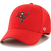 '47 Boys' Tampa Bay Buccaneers Basic MVP Kid Red Hat