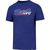'47 Men's Buffalo Bills Billieve Royal T-Shirt