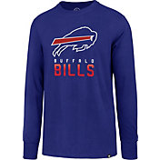 '47 Men's Buffalo Bills Rival Royal Long Sleeve Shirt