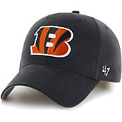'47 Boys' Cincinnati Bengals Basic MVP Kid Black Hat