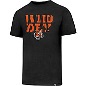 '47 Men's Cincinnati Bengals Who Dey Black T-Shirt