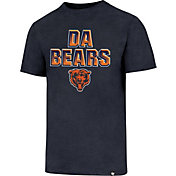 '47 Men's Chicago Bears Da Bears Navy T-Shirt