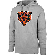 '47 Men's Chicago Bears Headline Grey Hoodie
