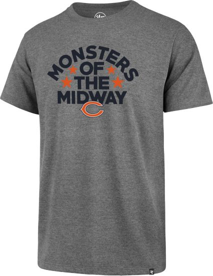 d35db3f16  47 Men s Chicago Bears Monsters of the Midway Grey T-Shirt. noImageFound