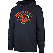 '47 Men's Chicago Bears Monsters of the Midway Headline Navy Hoodie