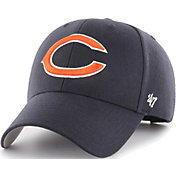 '47 Men's Chicago Bears MVP Navy Adjustable Hat