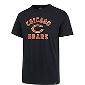 '47 Men's Chicago Bears Rival Navy T-Shirt