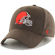'47 Boys' Cleveland Browns Basic MVP Kid Brown Hat