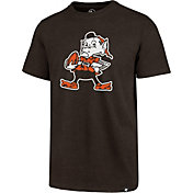'47 Men's Cleveland Browns Legacy Imprint Brown T-Shirt
