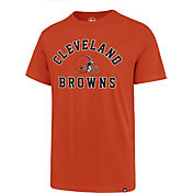 '47 Men's Cleveland Browns Rival Orange T-Shirt