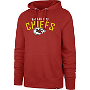 '47 Men's Kansas City Chiefs Headline Red Hoodie