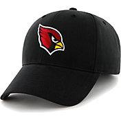 '47 Boys' Arizona Cardinals Basic MVP Kid Black Hat