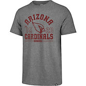 '47 Men's Arizona Cardinals Match Grey T-Shirt