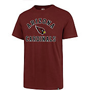 '47 Men's Arizona Cardinals Rival Red T-Shirt