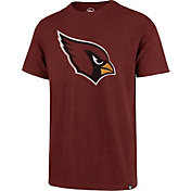 '47 Men's Arizona Cardinals Scrum Logo Red T-Shirt