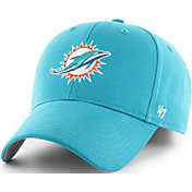 '47 Boys' Miami Dolphins Basic MVP Kid Aqua Hat