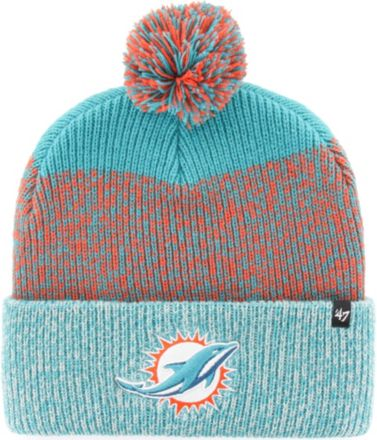 235669d672ccd '47 Men's Miami Dolphins Static Cuffed Knit. '