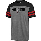 '47 Men's Atlanta Falcons Versus Club Grey T-Shirt