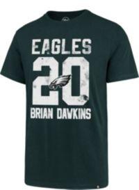 outlet store 5c060 463bf '47 Men's Philadelphia Eagles Brian Dawkins #20 Green T-Shirt