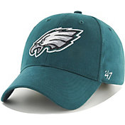 '47 Boys' Philadelphia Eagles Basic MVP Kid Green Hat