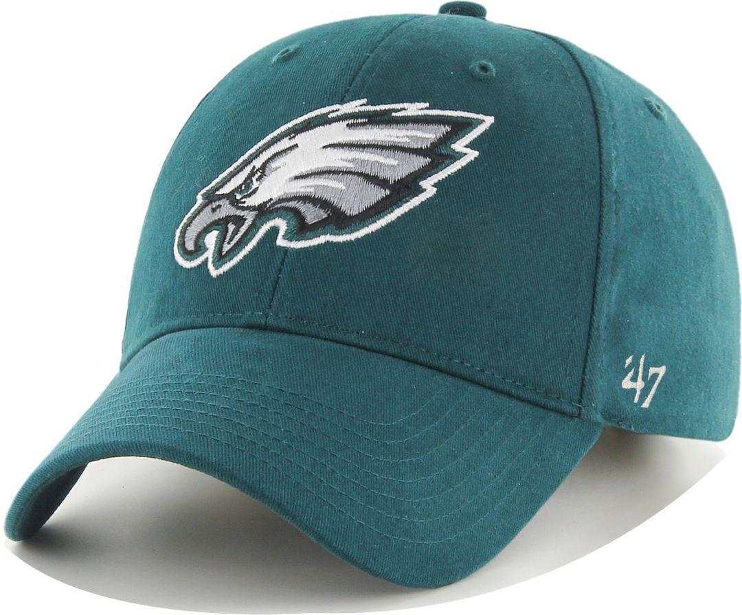 0ab74caa '47 Boys' Philadelphia Eagles Basic MVP Kid Green Hat