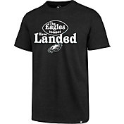 '47 Men's Philadelphia Eagles Have Landed Black T-Shirt