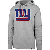 '47 Men's New York Giants Headline Grey Hoodie