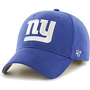 '47 Boys' New York Giants Basic MVP Kid Royal Hat