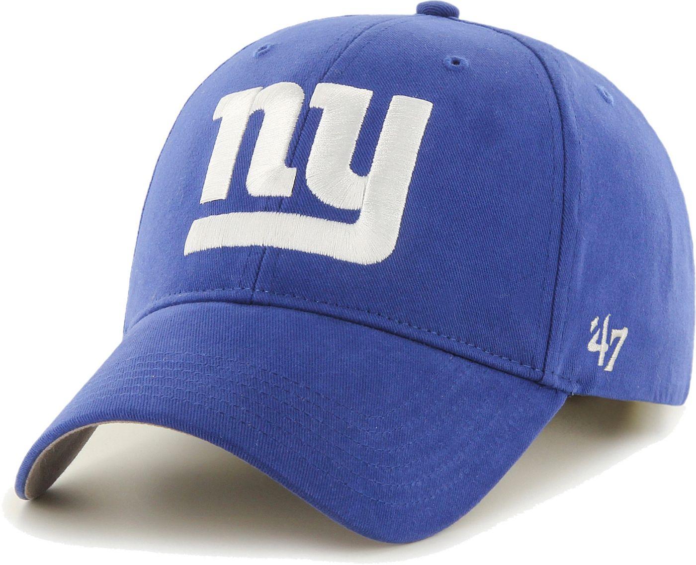 '47 Boys' New York Giants Basic MVP Kid Royal Hat