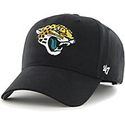 '47 Boys' Jacksonville Jaguars Basic MVP Kid Black Hat