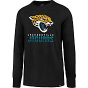 '47 Men's Jacksonville Jaguars Rival Black Long Sleeve Shirt