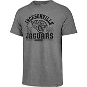 '47 Men's Jacksonville Jaguars Match Grey T-Shirt