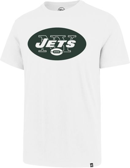 ... New York Jets Crosstown White T-Shirt. noImageFound 921c40e9f
