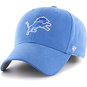'47 Boys' Detroit Lions Basic MVP Kid Blue Hat