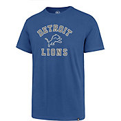 '47 Men's Detroit Lions Rival Blue T-Shirt