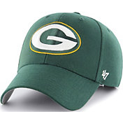 '47 Men's Green Bay Packers MVP Green Adjustable Hat