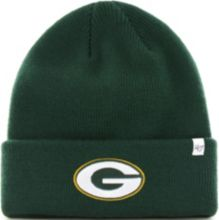 low priced 3ae61 e3598  47 Men s Green Bay Packers Basic Green Cuffed Knit .
