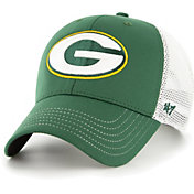'47 Men's Green Bay Packers Cutback MVP Green Adjustable Hat