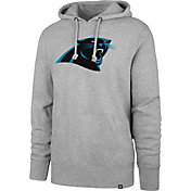 '47 Men's Carolina Panthers Headline Grey Hoodie