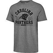 '47 Men's Carolina Panthers Match Grey T-Shirt