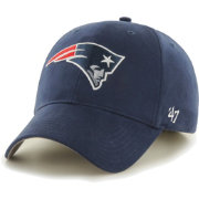 '47 Boys' New England Patriots Basic MVP Kid Navy Hat