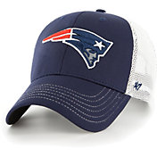 '47 Men's New England Patriots Cutback MVP Navy Adjustable Hat