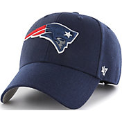 '47 Men's New England Patriots MVP Navy Adjustable Hat