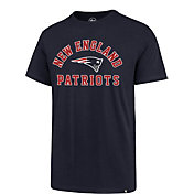 '47 Men's New England Patriots Rival Navy T-Shirt