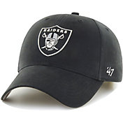 '47 Boys' Oakland Raiders Basic MVP Kid Black Hat