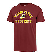 '47 Men's Washington Redskins Rival Red T-Shirt