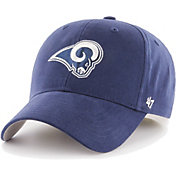 '47 Boys' Los Angeles Rams Basic MVP Kid Navy Hat